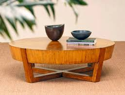 sinar coffee table with crushed bamboo top original 850 bamboo wood furniture