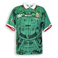 Guillermo ochoa (américa), josé de jesús corona (cruz azul). Camiseta Seleccion Mexicana Skywalker Ryoga Retro Football Shirts Classic Football Shirts Soccer Jersey