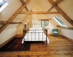 Bedroom:Create Your Own Creative Small Attic Bedroom Ideas Intresting  Exposed Beam Loft Bedroom For