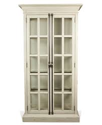 Paula Deen China Cabinet Huntleigh China Cabinet In White By Riverside Home Gallery Stores