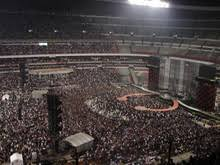 Estadio Azteca Seating Chart Estadio Azteca Mexico City Tickets For Concerts Music