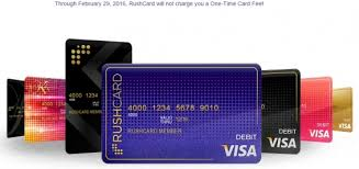 Rushcard Login Page Still Showing The Fee Holiday