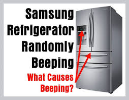 Samsung Refrigerator Comparison Chart Samsung Refrigerator Randomly Beeping What Causes Alarm Beeps