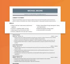 Sample Skills Section Of Resumes Craft An Impressive Resume Skills Section Livecareer