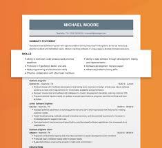 Impressive Resume Craft An Impressive Resume Skills Section Livecareer
