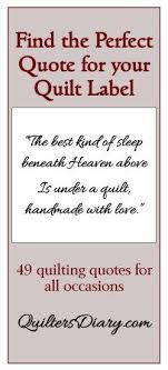 You've made a handmade gift quilt to celebrate a special occasion ... & Quilt labels Adamdwight.com
