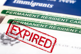 has your green card expired how to