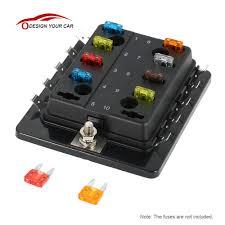mini marine fuse box mini wiring diagrams