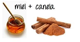 Resultado de imagen para miel y canela propiedades