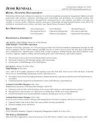 Hotel General Manager Resume Sample Here Are General Manager Resume ...