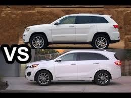 2018 kia jeep. perfect jeep new 2018 kia sorento vs 2017 jeep grand cherokee  design throughout kia jeep 8