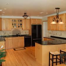 light oak kitchen cupboards ideas