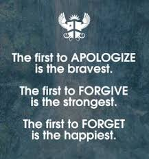 To Forgive and Forget on Pinterest | Forgive And Forget ...