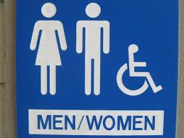school bathroom sign. Modren Bathroom Georgia Grocery Store Takes Heat For Sign Defending Unisex Bathroom Policy Throughout School A