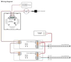 rgb dali dt6 dt8 touch controller sr 2300ts rgb wiring diagram