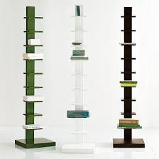 Spine Wood Bookcase - west elm
