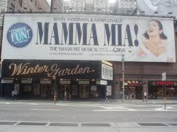 Mamma Mia! (musical) - Wikipedia