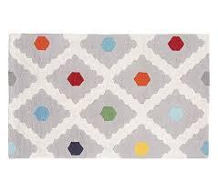 multi dot rug