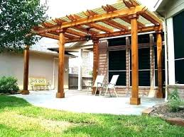 Attached covered patio designs Flat Roof Related Post Wood Patio Cover Plans Wooden Roof Designs Solid Free Pixelbox Home Design Related Post Wood Patio Cover Plans Wooden Roof Designs Solid Free