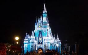 Castle Christmas Lights Free Download Disney Musings Cinderella Castle Christmas