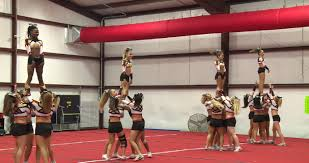left for the happiest place on earth they performed and held a showcase last night in front of family friends and fans at ace cheer gym of dothan