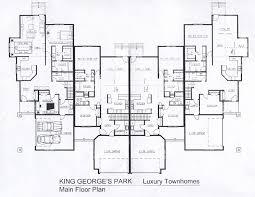 Colony Townhomes  EBrochureTownhomes Floor Plans