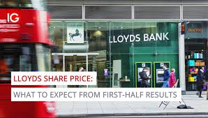 Lloyds Share Price What To Expect From First Half Results
