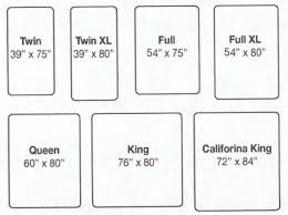 What Size Is A King Bed Bedroom Furniture