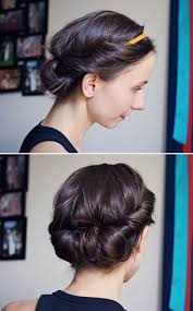 Simple Hairstyle For Long Hair 25 most beautiful easy updos 1083 by stevesalt.us