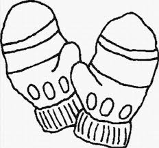 It develops fine motor skills, thinking, and fantasy. Winter Mittens Coloring Page Coloring Page Book For Kids