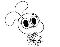Disegni Da Colorare Gumball Darwin 3