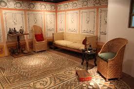 roman living room