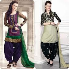 Ladies Shalwar Kameez Design 2018 Latest Patiala Salwar Kameez Designs For Punjabi Girls 2018