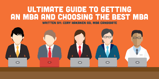 Best Jobs For Mba Ultimate Guide To Getting An Mba And Choosing The Best Mba Program
