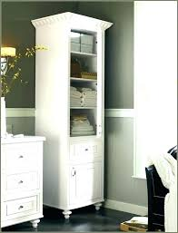 bathroom linen cabinet ideas white free standing cabinets for incredible closet organizers small organization bathro