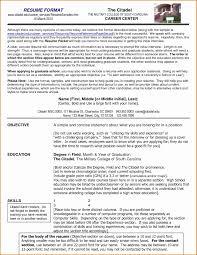 Proper Format For A Resume Proper Format For Resume Unique Proper Resume Format Examples] 24 24