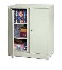 metal storage cabinet with lock. Unique With Fascinating Small Metal Cabinet By Hon 3 Shelf Storage  With Lock And Metal Storage Cabinet With Lock