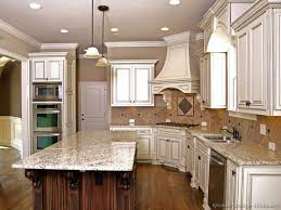 painted kitchen cabinets vintage cream: kitchens paint colors with cream cabinets white design