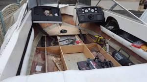 boat deck floor restoration tutorial