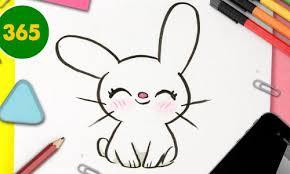 Dessin a colorier mignon dessin d animaux trop mignon crayon dessin couleur cochon rose. Tutoriel Comment Dessiner Un Lapin Mignon En Moins De 5 Minutes Coeur Coeur
