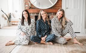 PajamaMania <b>Women's Cotton Flannel</b> Long Sleeve Pajamas PJ Set