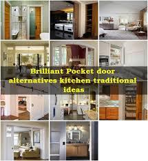 Pocket Door Alternatives Spaces Contemporary With Tile Flooring Pocket Door  Alternatives