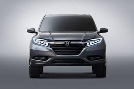 new car release in 2014Honda unveils Urban SUV Concept at Detroit Auto Show  Tech Prezz