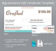 Gift Voucher Template Free Download Magnificent Email Gift Certificate Template Feedscast