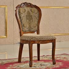 Beautiful Classical Appearance And Wooden Material Antique Wood Chair Styles Pictures