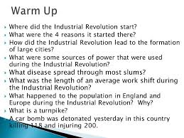 the industrial revolution acirc brvbar started in britain acirc brvbar saw a shift in where did the industrial revolution start iuml129frac12 what were the 4 reasons it started