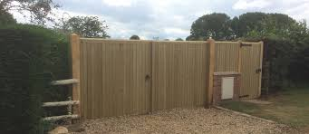 double wooden gates many designs for