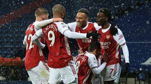 West brom sporting director luke dowling has left the club to continue the uncertainty at the hawthorns. West Brom 0 4 Arsenal Revived Gunners Make It Three In A Row In The Snow