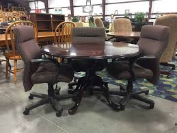 48 round conference table