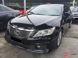 2014 Toyota Camry for sale in Malaysia for RM128,800 | MyMotor